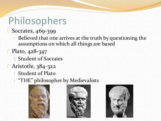 philosophers in the greek civilization socrates and aristotle