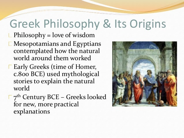 ancient greek and medieval philosophy Via the roman empire, greek culture came to be foundational to western culture in general the byzantine empire inherited classical greek culture directly, without latin intermediation, and the preservation of classical greek learning in medieval byzantine tradition exerted strong influence on the slavs and later on the islamic golden age and.