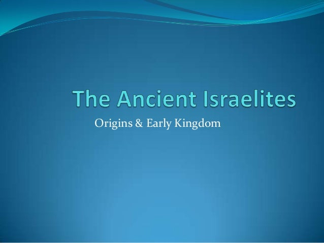 Origins & Early Kingdom