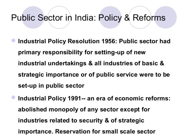 public sector in india Insights the public-sector banking crisis in india the government needs a clear vision for the future of india's banking sector.