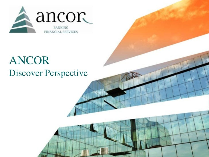 ANCORDiscover Perspective