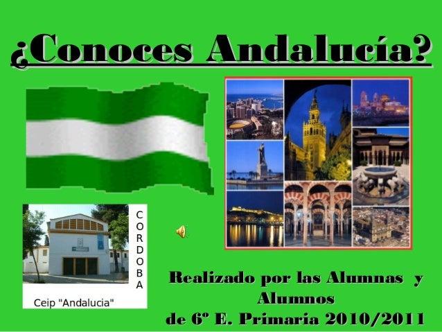 Andalucía 2 w