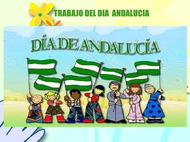Andalucía. Área de Inglés