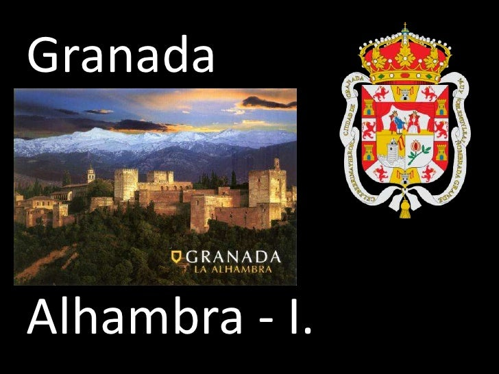 GranadaAlhambra - I.
