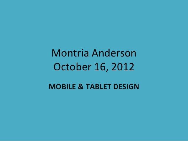 Anderson montria mobile_presentation