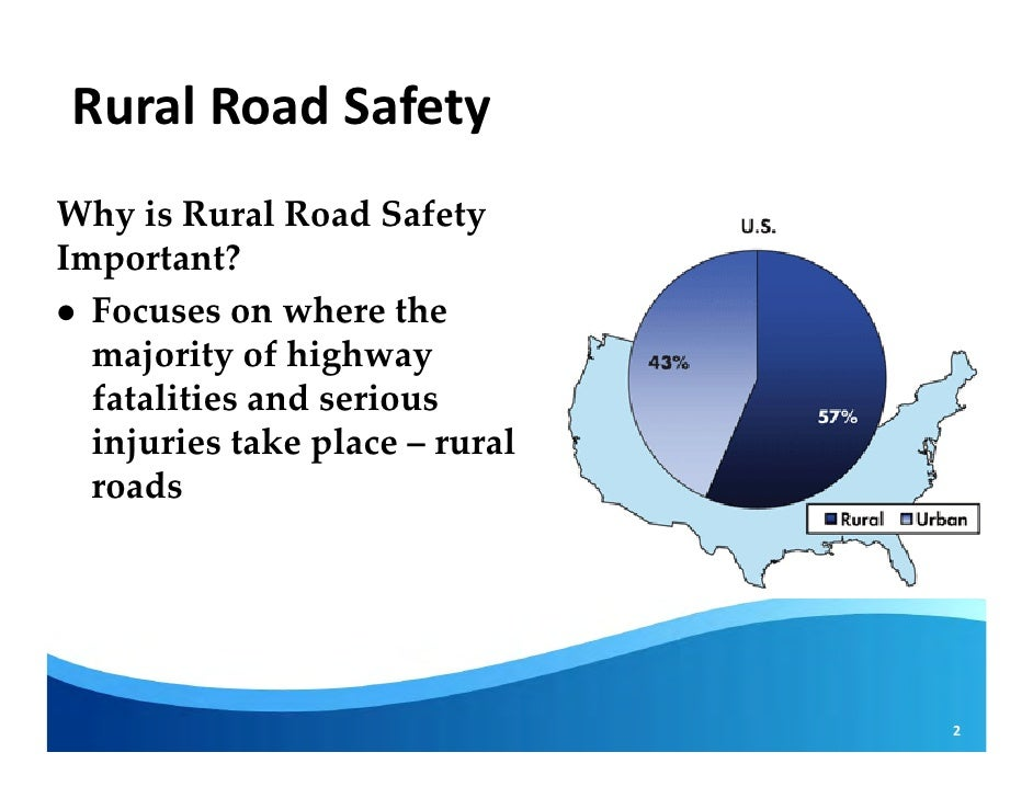 Rural Road Safety Rural Road Safetywhy is Rural
