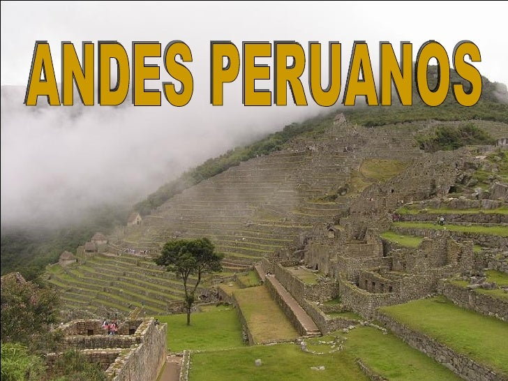 ANDES PERUANOS