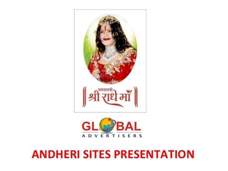 ANDHERI SITES PRESENTATION