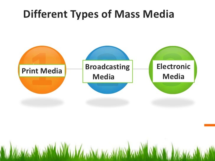 analizing mass media