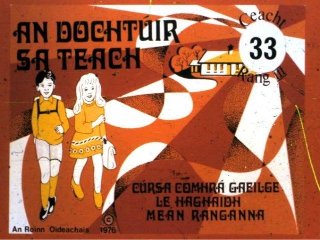 An Dochtúir Sa Teach - Ceacht 33