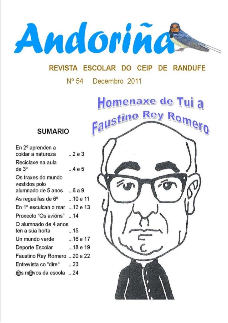 Andoriña nº 54 decembro 2011