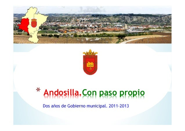 Andosilla, con paso propio (11.10.2013)