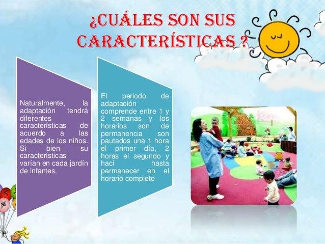 Adaptaci n ni os de 2 a 3 a os por jeanneth vivas for Adaptacion jardin infantil