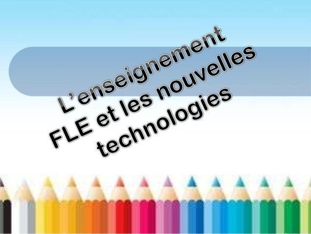 Nous observons actuellement un grand essor d'espaces pédagogiques sur Internet consacrés au Français langue étrangère. Mai...