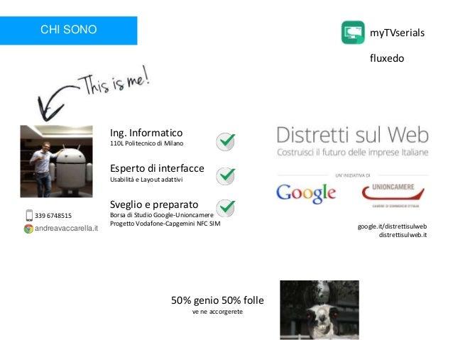 Presentazione Eccellenze in Digitale (consigli e suggerimenti)