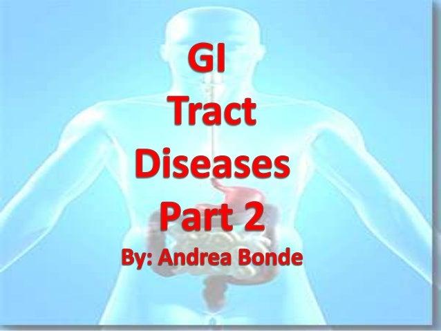 gi diseases