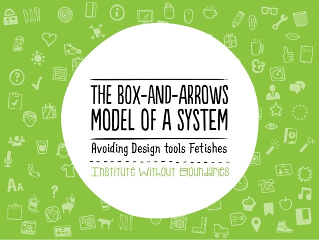 t b-a-ArwS Mol o  SyeM Avoiding Design tools Fetishes Institute Without Boundaries