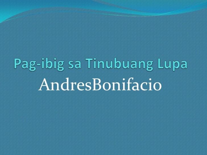 AndresBonifacio