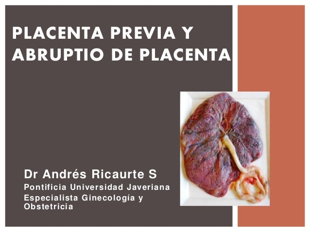 abruptio placenta Abruptio placentae is premature separation of a normally implanted placenta  from the uterus, usually after 20 wk gestation it can be an obstetric emergency.