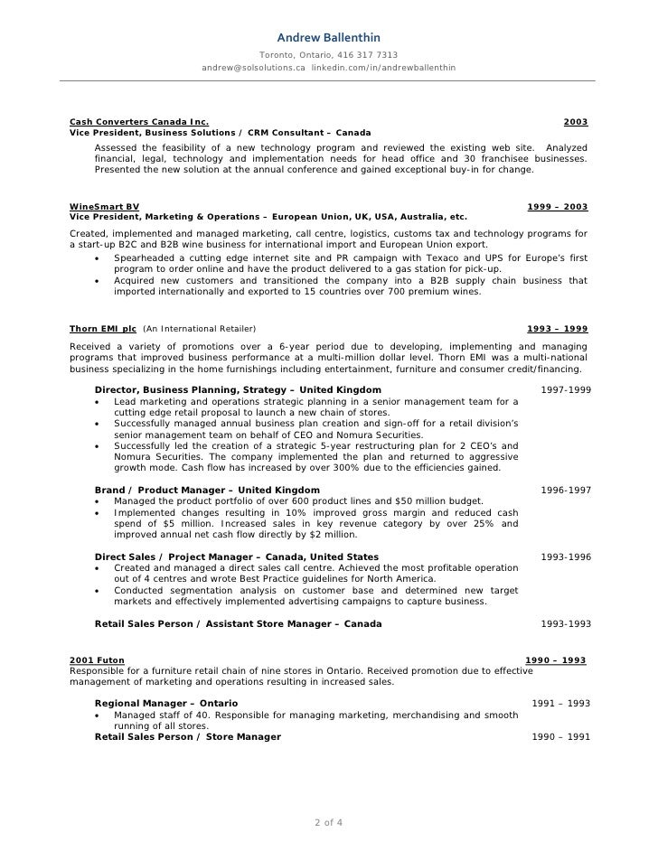 Professional Resume Writer Toronto   Resume Maker  Create