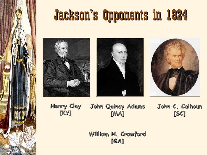 the rise of andrew jackson to presidency and his key successes He does a fine job balancing jackson's successes and summary of andrew jackson and his important and donald trump to president andrew jackson.