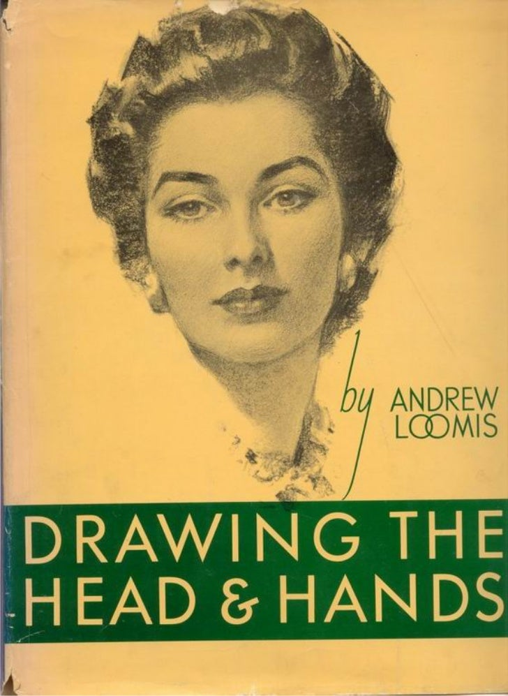 Andrew loomis drawing thehead%26hands cabeça
