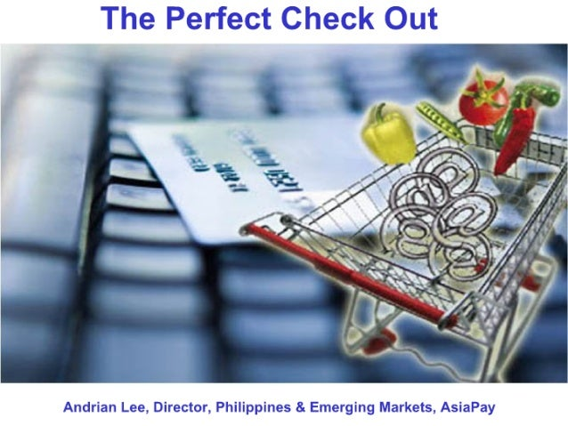 Andrian  Lee  The  Perfect  Check  Out