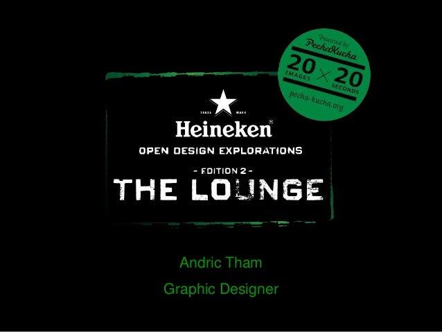 Andric Tham Graphic Designer