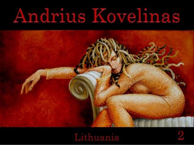 ANDRIUS KOVELINAS 2