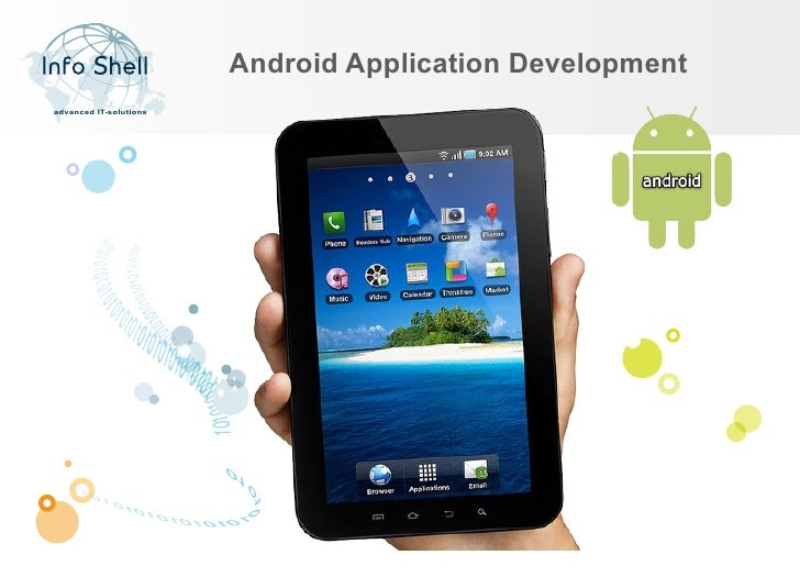Android Application Developmentadvanced IT-solutions