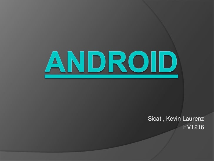 Android / Android Phones