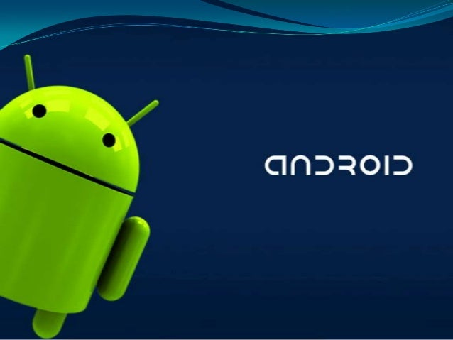 Android Technology PPT