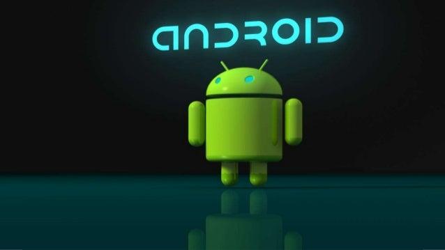 SISTEMA OPERATIVO ANDROID Fredy Jacanamijoy afjacanamijoy@gmail.com Tecnología en Programación y Sistemas