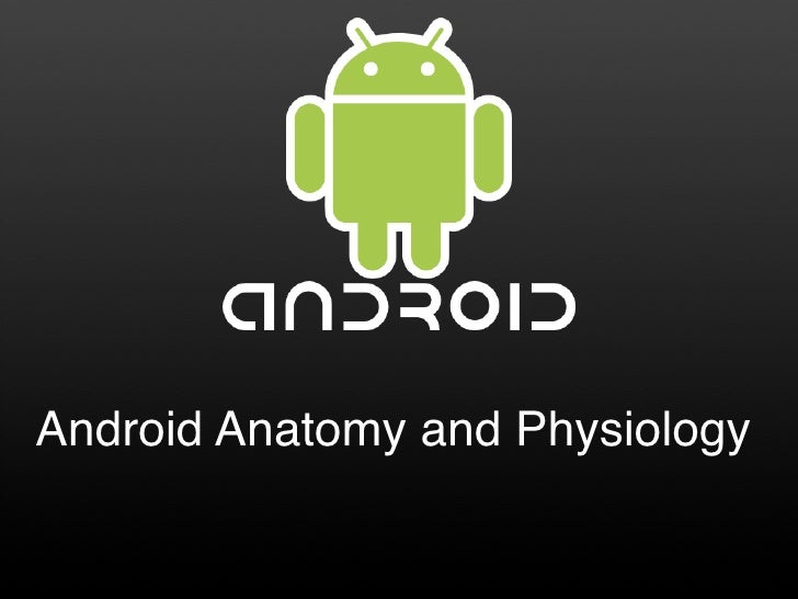 The anatomy and philosophy of Android - Google I/O 2009