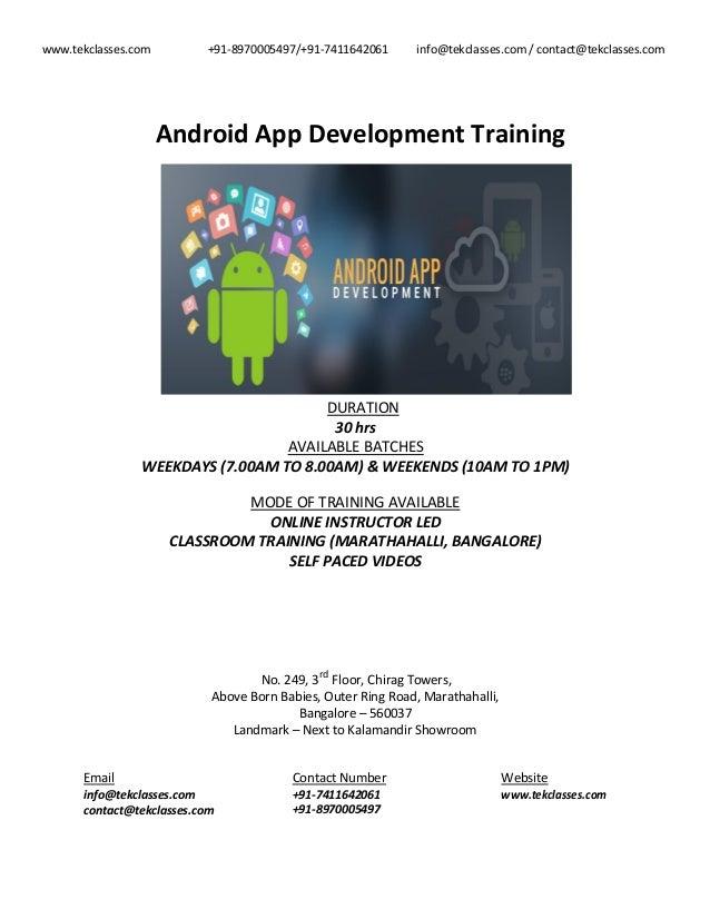 iBooks, android app development full tutorial pdf Company takes