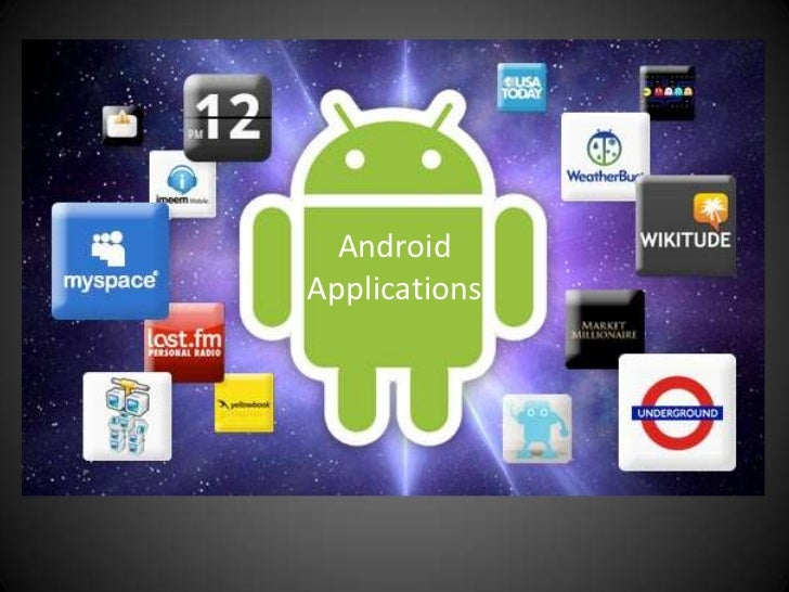 AndroidApplications