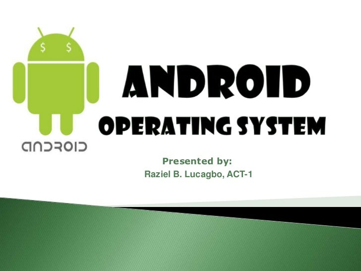 Android...by raziel lucagbo