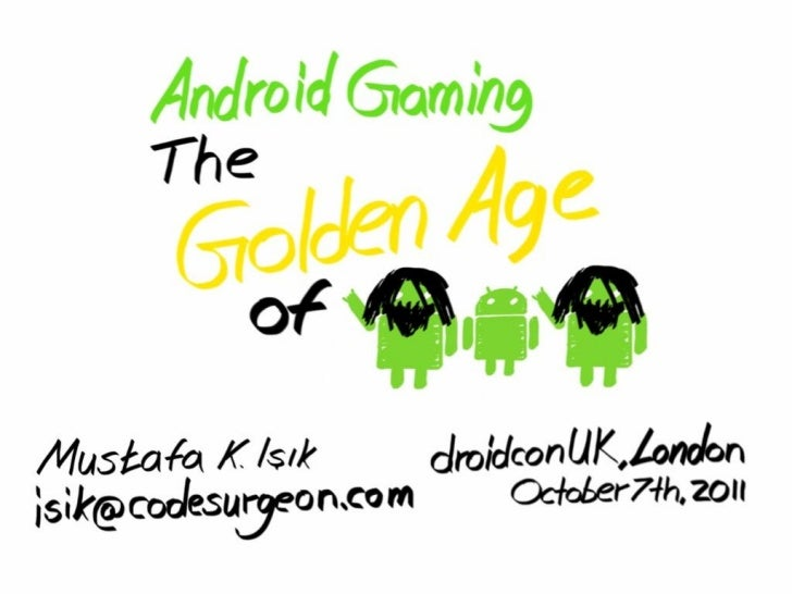 Game Development: The Golden Age of Indie