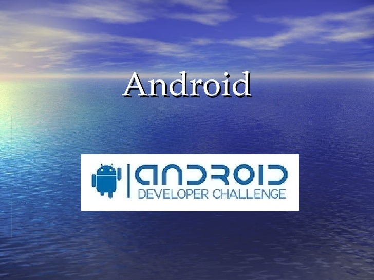 Android Pres3
