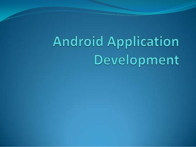 What is Android  Android is a software platform and operating system for mobile devices  Android is available as open so...