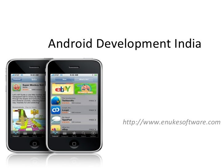 Android development india
