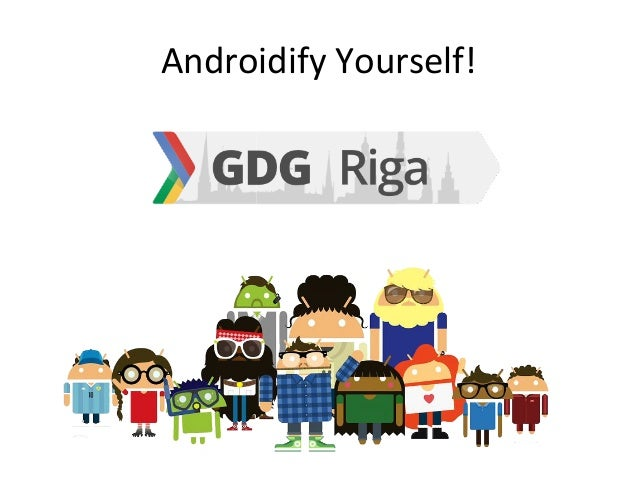 Androidify workshop