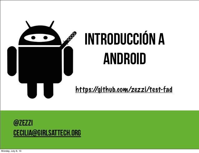 Android introduccion2