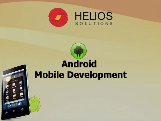 Android Mobile Development