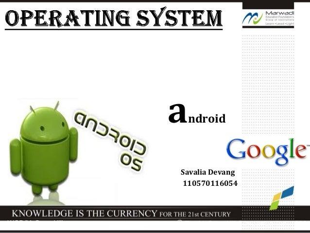 androidSavalia Devang110570116054WCB/McGraw-Hill © The McGraw-Hill Companies, Inc., 1998