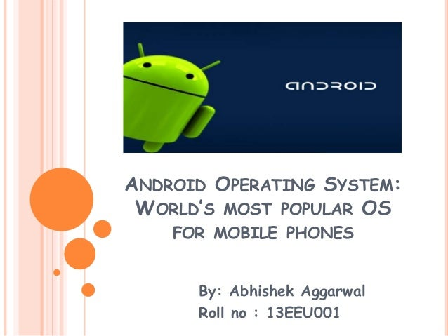 Android operating system + NFC