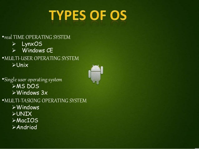 Ppt On Android Os Vinit