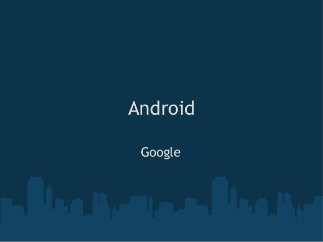 Android Google