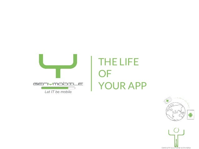 Android, the life of your app