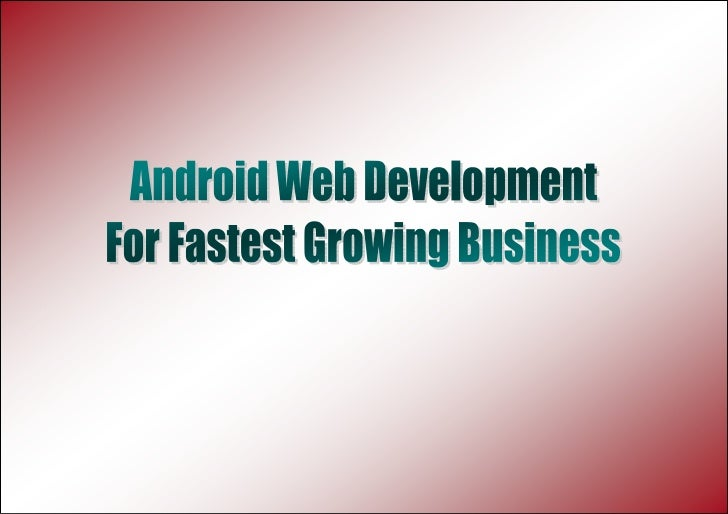 No one can pay for the benefits it is one of the most effective ways for companies to loseconquer the world of mobile web....